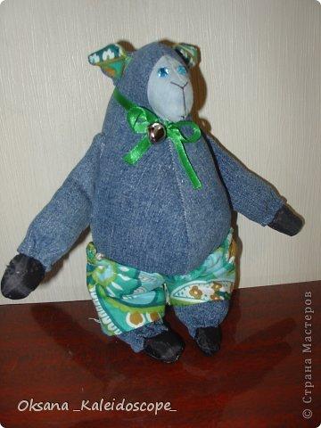 Игрушка овечка  фото 2
