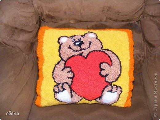 новые подушки фото 1