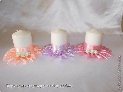 Как сделать подставки для свечей своими руками
