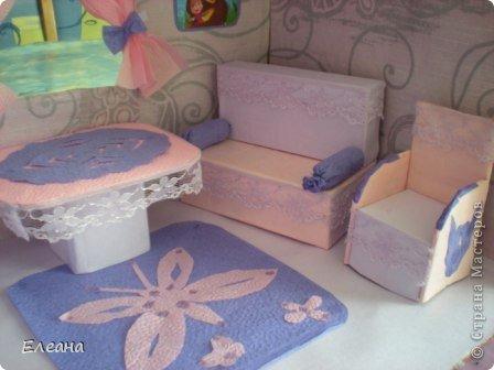 Фото кукольной мебели своими руками