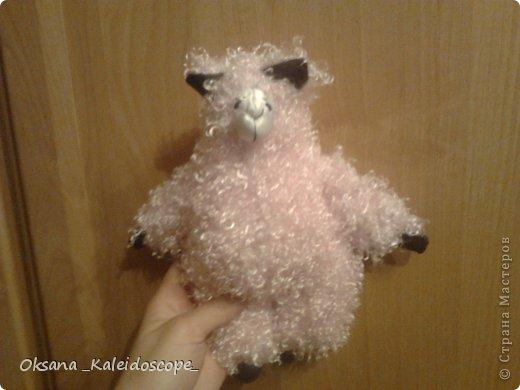 Игрушка овечка  фото 3