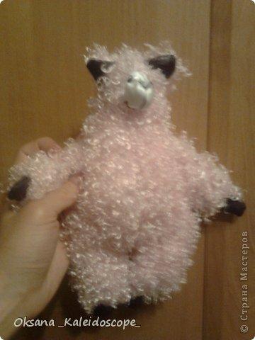 Игрушка овечка  фото 4