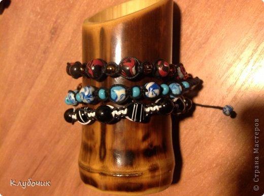 Ещё немного браслетов. фото 3
