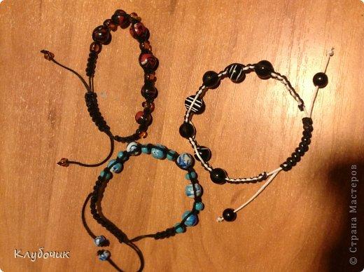 Ещё немного браслетов. фото 1