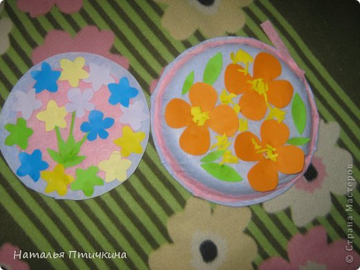 тарелочки фото 3