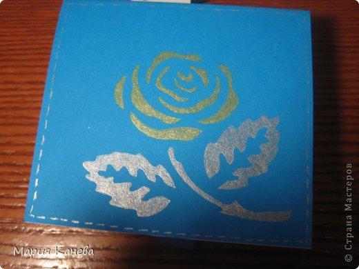 Сделала коробочки с мылом для учителей фото 5