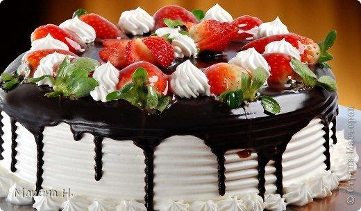 Доброго времени суток! Увидела как-то в Стране бумажные тортики с сюрпризами внутри и не устояла! Ждала подходящего случая, чтобы попробовать самой. И вот он наступил - день рождения племянников! Правда, торт делать не стала, не располагаю временем, а сделала вот такие кусочки.  фото 7