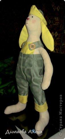 Моя первая кукла Тильда, по имени Мэрилин фото 3