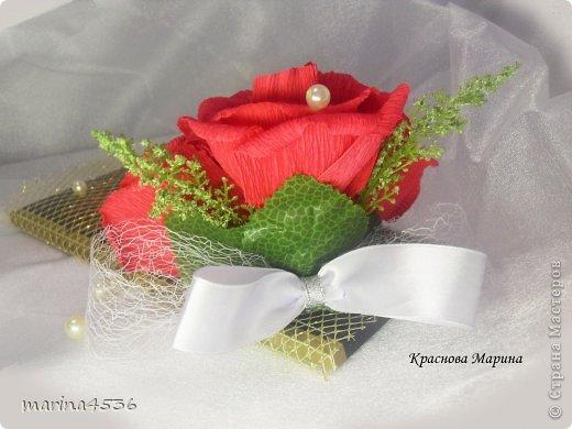 Вот такие мини подарочки сладкие я сделала.  фото 3