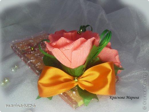 Вот такие мини подарочки сладкие я сделала.  фото 6