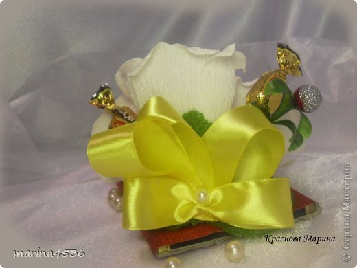 Вот такие мини подарочки сладкие я сделала.  фото 9