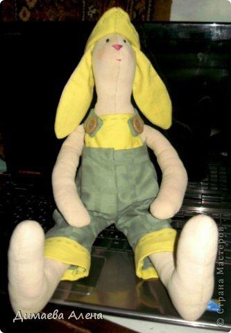 Моя первая кукла Тильда, по имени Мэрилин фото 4