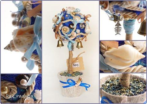 """Морской """"Бриз"""" наконец-то пошли в ход все сувенирные ракушки! фото 1"""