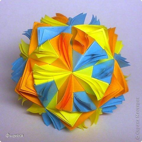 Торнилло + Клевер + кубики из сонобных модулей фото 2