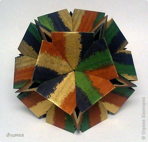 Торнилло + Клевер + кубики из сонобных модулей фото 5