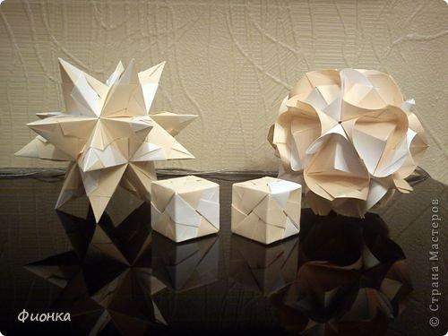 Торнилло + Клевер + кубики из сонобных модулей фото 1