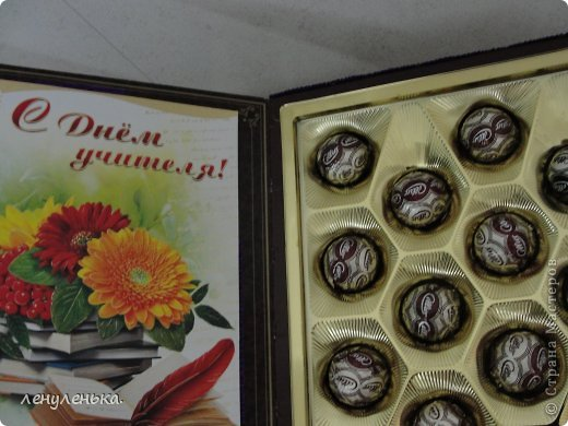 Букет из конфет фото 5