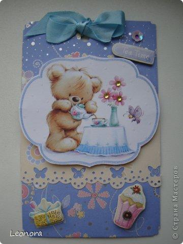 розовая с пироженками)) фото 3