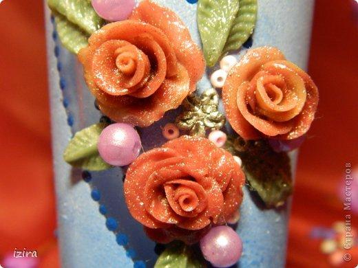 Получились вот такие мини-вазочки фото 6