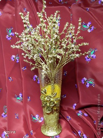 Получились вот такие мини-вазочки фото 14