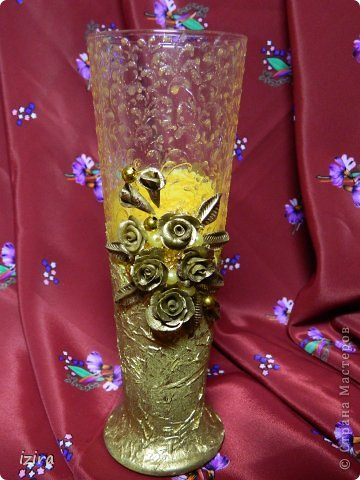 Получились вот такие мини-вазочки фото 15