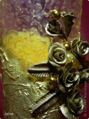 Получились вот такие мини-вазочки фото 19