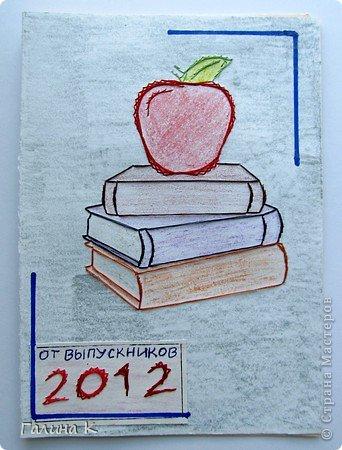 Представляю вам серию открыток в технике изонить. Вышивали выпускники в подарок учителям. Весёлый компьютер для учителя информатики фото 5