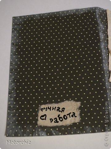 Ну как винтажная...скорее попытка =) Просто купила декупажную карту с винтажными картинками и решила ее употребить не по назначению. фото 5