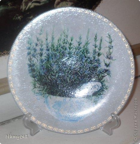 Тарелочки в подарок фото 4