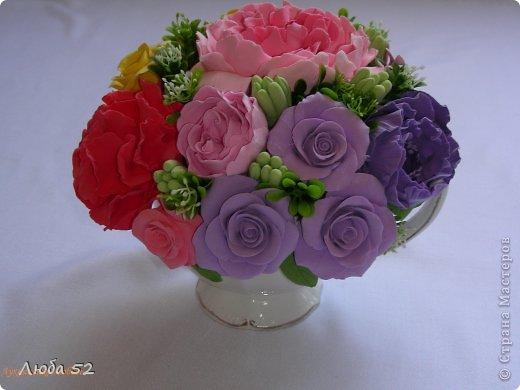 Розы,герберы и пионы! фото 1