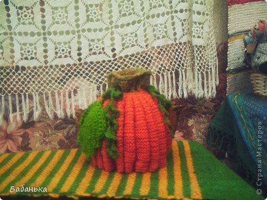 Замариновали огурчиков,тыкву вырастили. фото 2