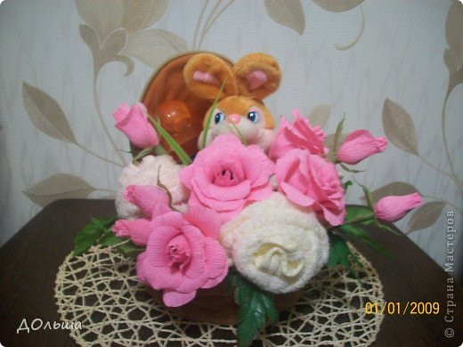 Сладкая куколка в подарок девочке фото 2