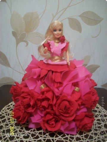 Сладкая куколка в подарок девочке фото 1