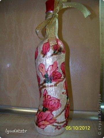 Бутылочка в подарок фото 2