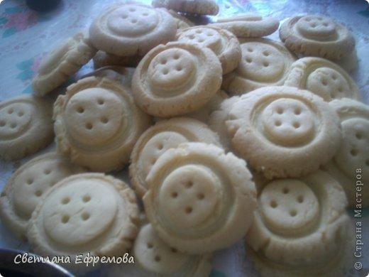 Готовое печенье фото 1