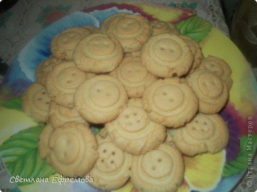 Готовое печенье фото 3