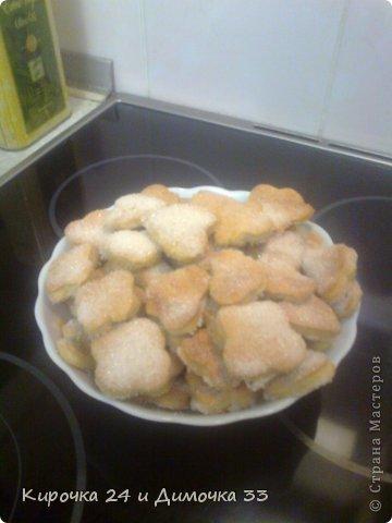 Сахарные печеньки за 20 минут фото 2