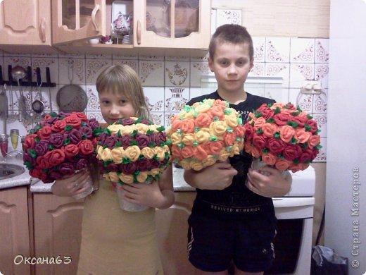 Эти шары мы делали в подарок учителям на день учителя. Спасимо мастерицам СМ, мы у вас подглядели)