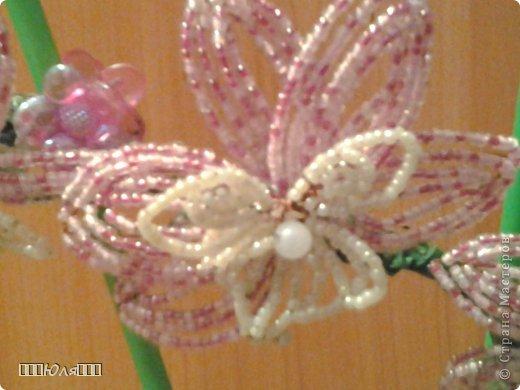 Вот такую орхидею я сделала на День Рождения своей любимой мамочки. фото 3