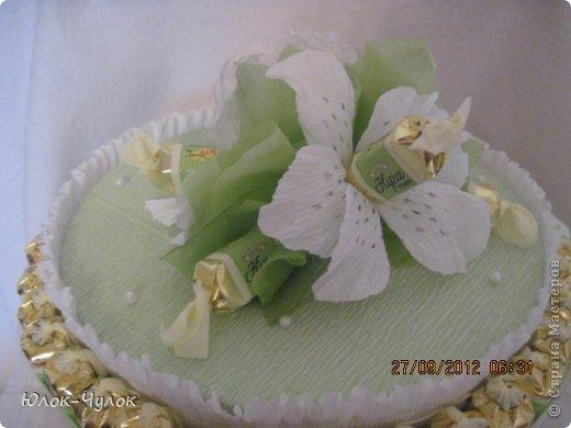 доброго всем дня. сегодня я хочу показать свои тортики. вот этот заказали на День рождения девочки.  фото 6
