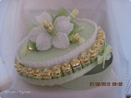 доброго всем дня. сегодня я хочу показать свои тортики. вот этот заказали на День рождения девочки.  фото 7
