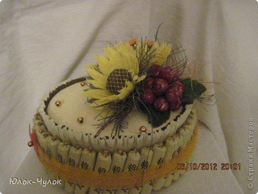доброго всем дня. сегодня я хочу показать свои тортики. вот этот заказали на День рождения девочки.  фото 10