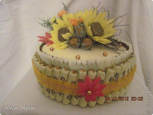 доброго всем дня. сегодня я хочу показать свои тортики. вот этот заказали на День рождения девочки.  фото 8