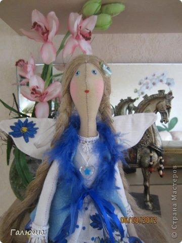 Тильда нежный ангел фото 2