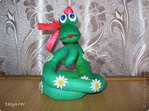 Готовимся к году змеи. фото 3