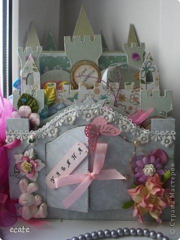 """Фотоальбом """"Замок для принцессы"""" фото 3"""