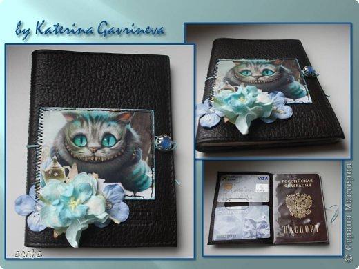 обложка для паспорта фото 7