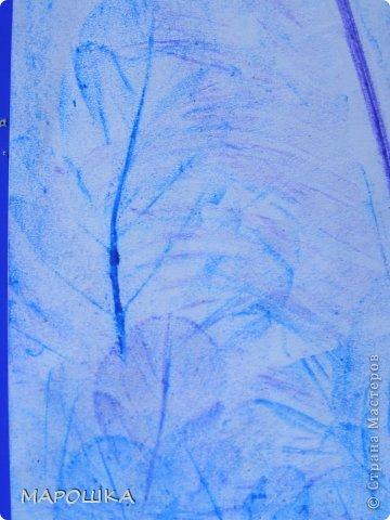 Фроттаж - интересная техника, мы начали с восковых карандашей и живых листьев, когда проявляется рисунок восхищению детей нет предела... впервые с этой техникой (не считая карандашных монеток в детстве) встретилась в книгах фото 20