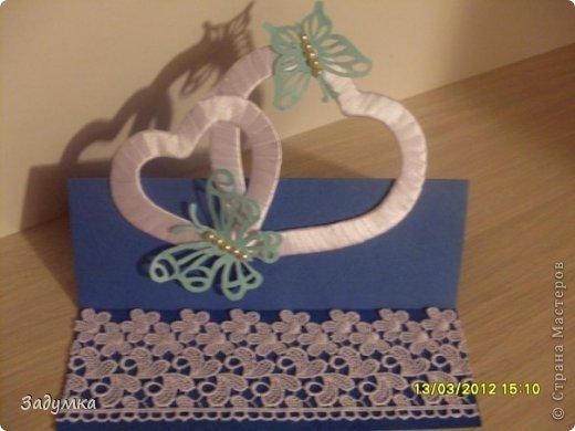 Поделка на свадьбу своими руками от ребенка из бумаги 24
