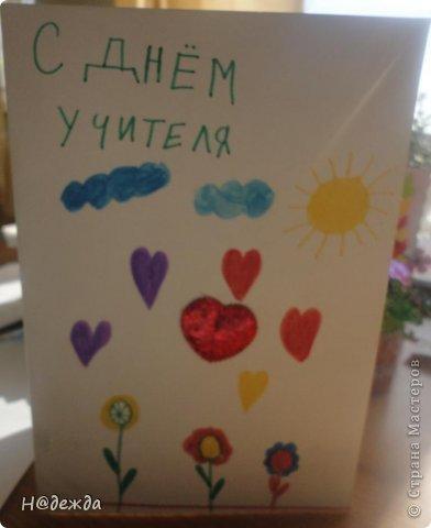 Ко дню учителя Вероника делалет подарки сама. Вои в этом году она решила сделать бисерные букетики с цветочками.  фото 15
